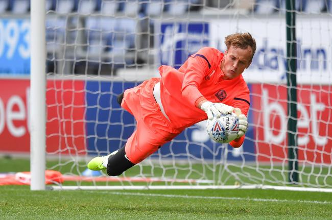 Christian Walton has been an ever-present between the sticks for Rovers