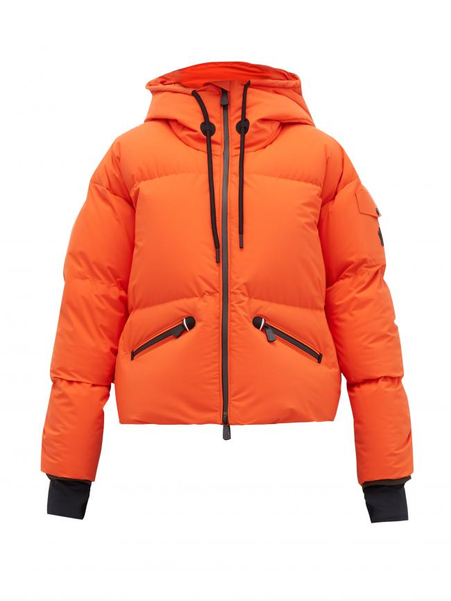 Moncler Grenoble Airy down-filled shell ski jacket