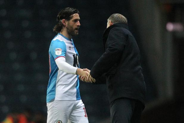 Danny Graham is to leave Rovers after four-and-a-half years