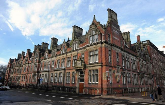 Funding: Lancashire County Council have secured a grant worth over £14 million