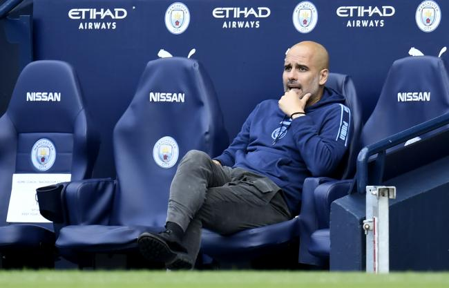 Manchester City and Pep Guardiola still have European action to take care of