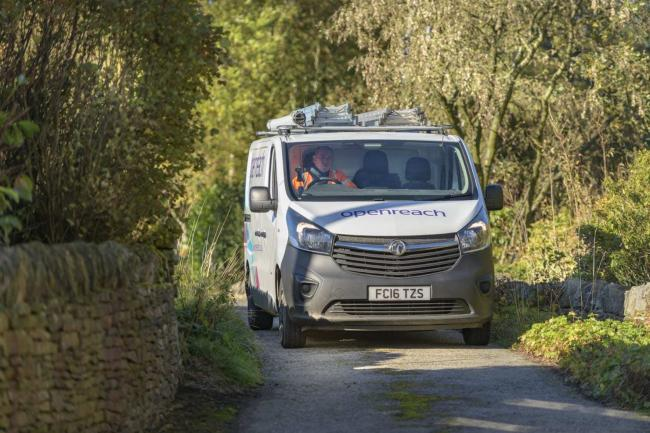 Openreach hopes to make faster broadband available to rural communities all across the UK.