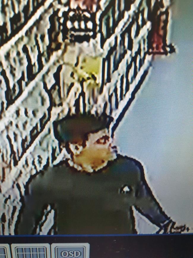 Lego has been stolen from B&M bargains in Colne. Do you know this man?