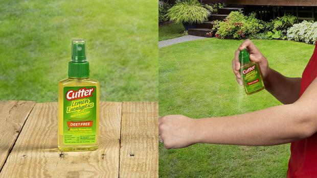 Lancashire Telegraph: Ditch the horrible smelling insect repellents for one that's fragrant and offers up to six hours of protection. Credit: Cutter