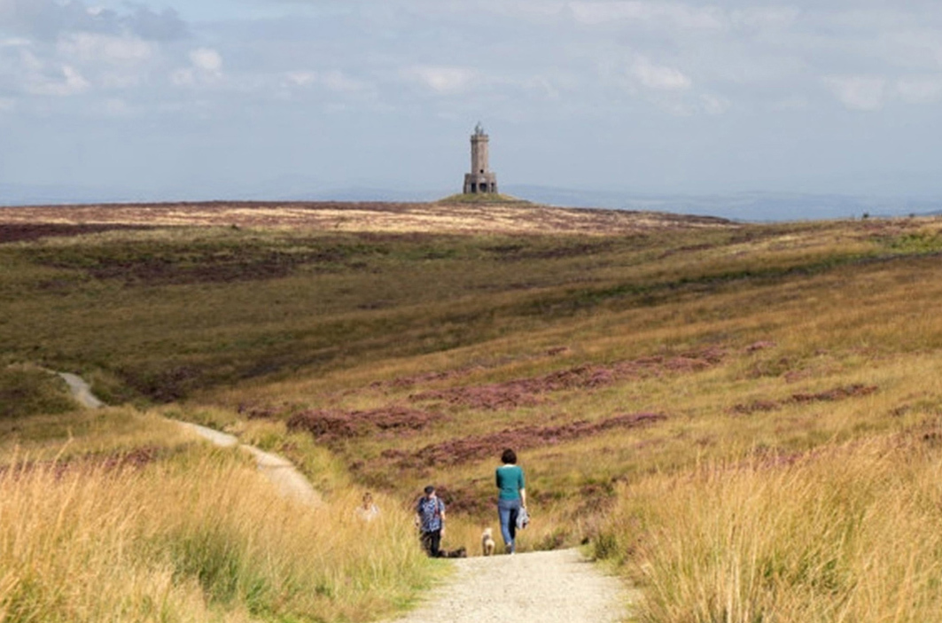 Five walks in East Lancashire under 7 miles