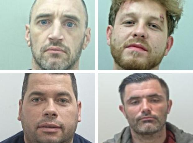 WANTED: Police on the hunt for these 4 East Lancashire men