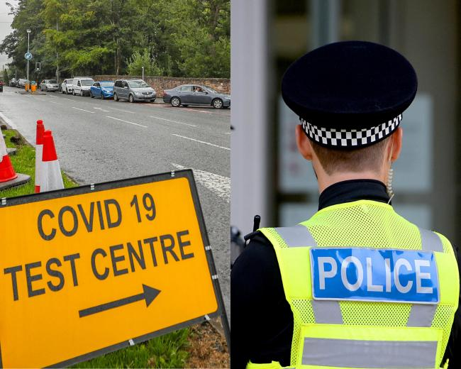 Busy weekend as officers deal with more than 200 coronavirus breaches in one day
