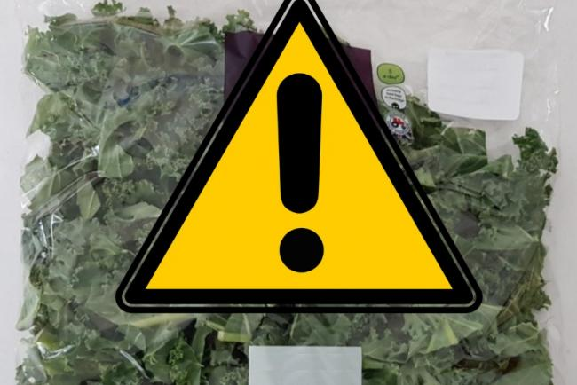 Product recall: Supermarket warns about packs of curly kale as they may contain thistle