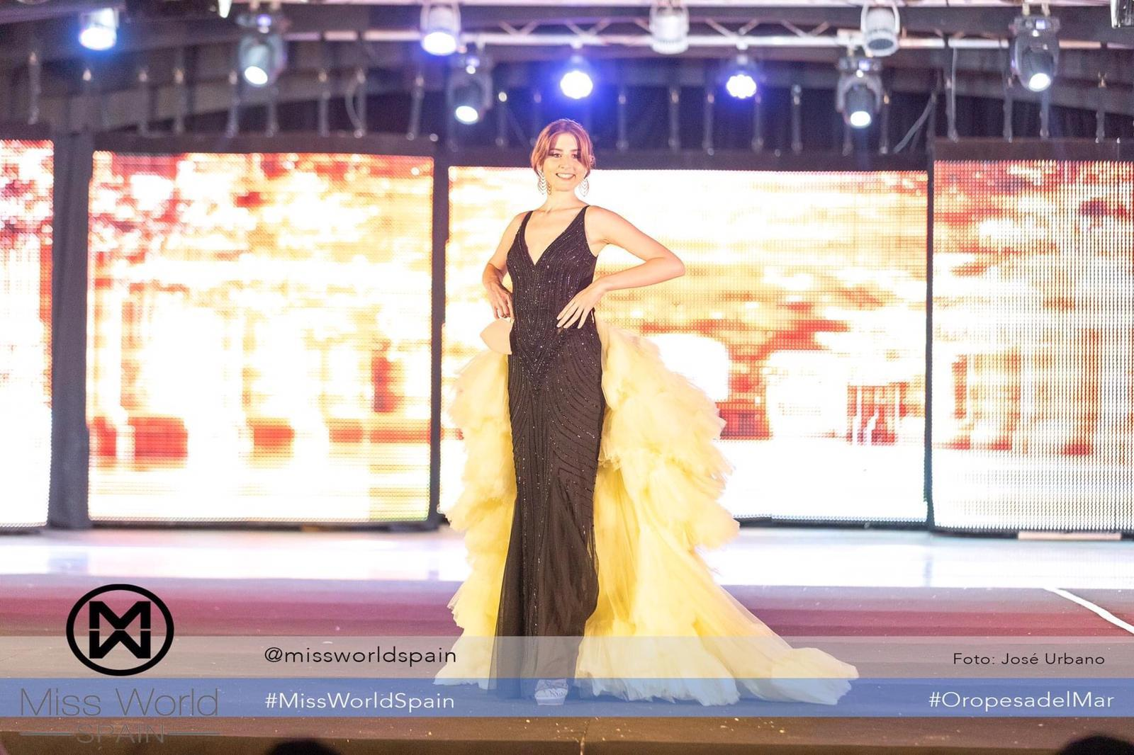 Darwen woman takes part in Spain's heat of Miss World 2020