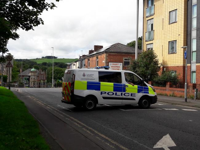 Bolton Road and Aqueduct Road have been closed as police deal with a serious incident
