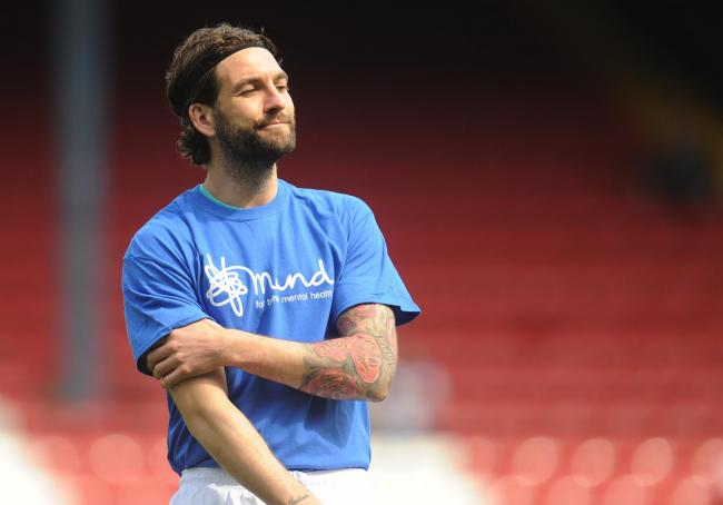 Charlie Mulgrew has made 100 league appearances for Rovers in his four years at the club