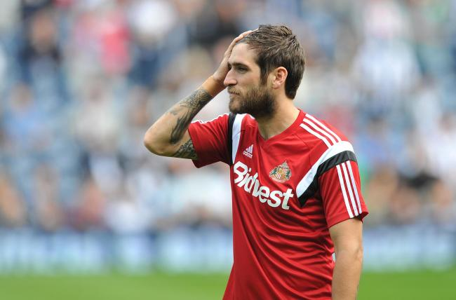 Danny Graham endured a difficult spell with Sunderland
