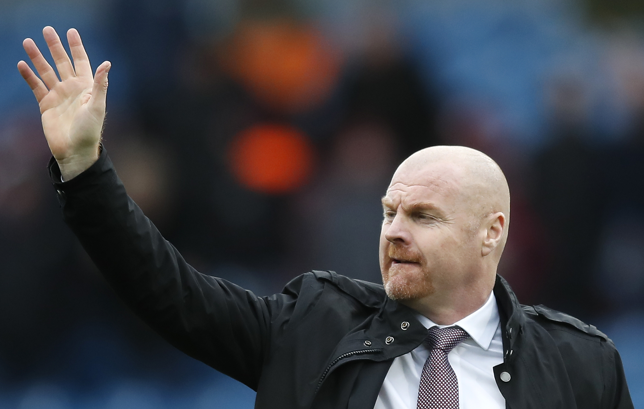 Burnley boss Sean Dyche wants to avoid a contract repeat
