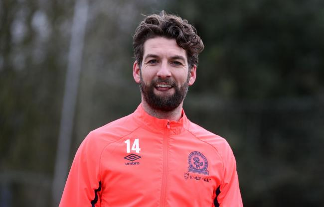 Charlie Mulgrew has left Rovers to join Fleetwood Town on a season-long loan deal
