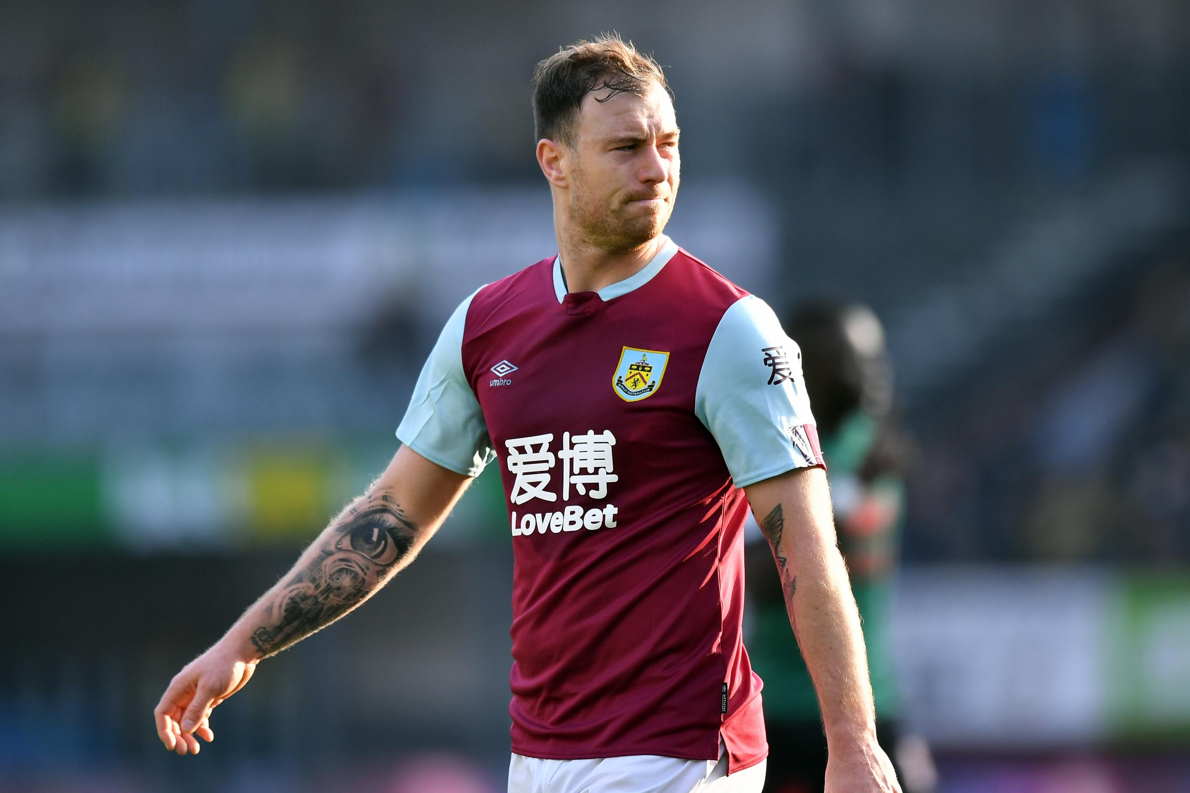 Boost as Burnley striker is back from injury