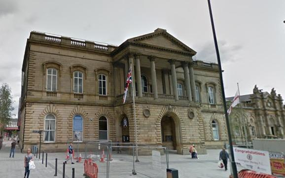 The current community test site is at Accrington Town Hall