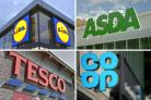 Asda, Co-op, Tesco, Sainsbury's, Morrisons and Lidl urgently recall these items. Picture: Newsquest