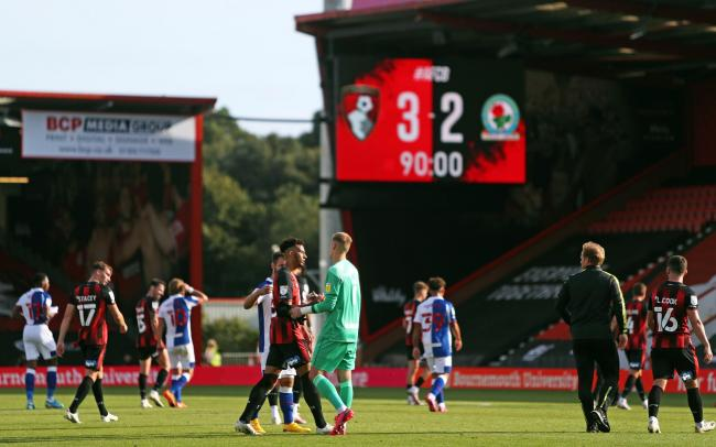 Rovers were beaten at Bournemouth on the opening day