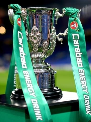 The Carabao Cup Trophy