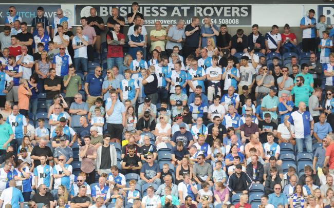 Rovers fans will have to follow a set of guidelines when they eventually return to Ewood Park