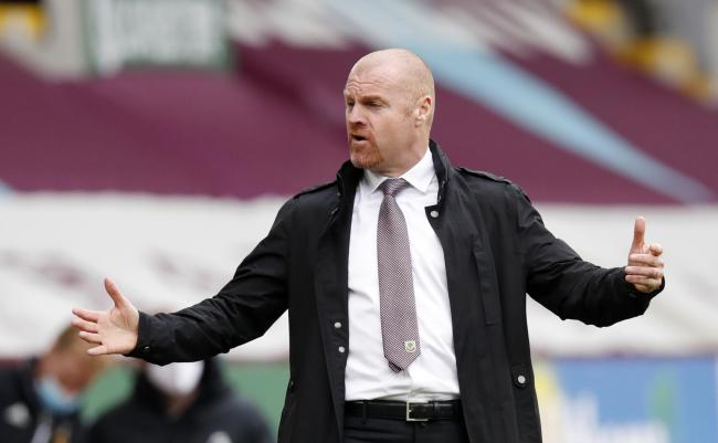 Burnley manager Sean Dyche wants to stretch the transfer budget at Turf Moor