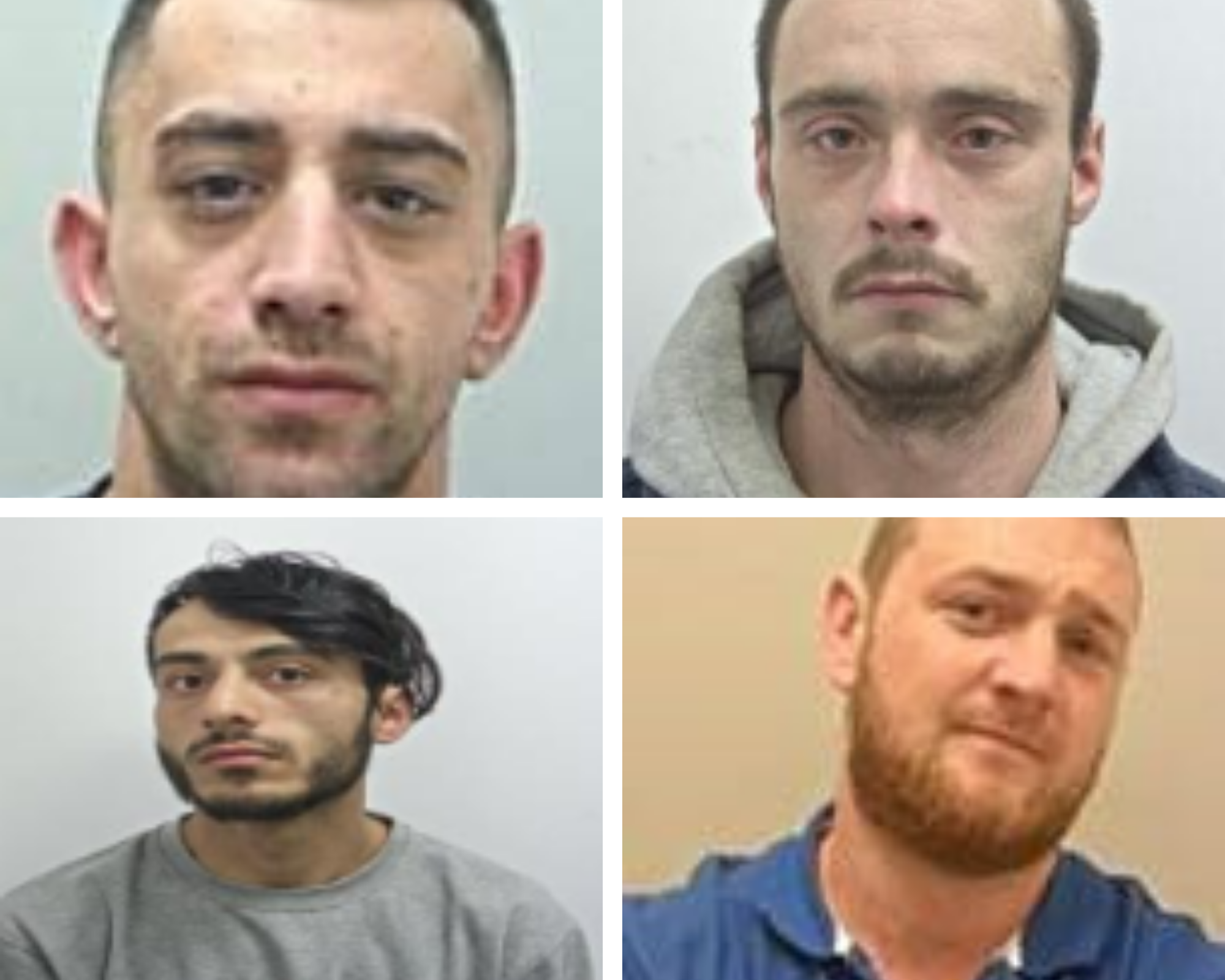 Blackburn and Burnley's most WANTED include man wanted for dangerous arson
