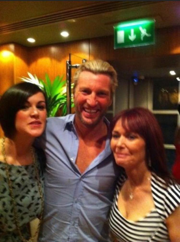 Lancashire Telegraph: Helen and Robbie