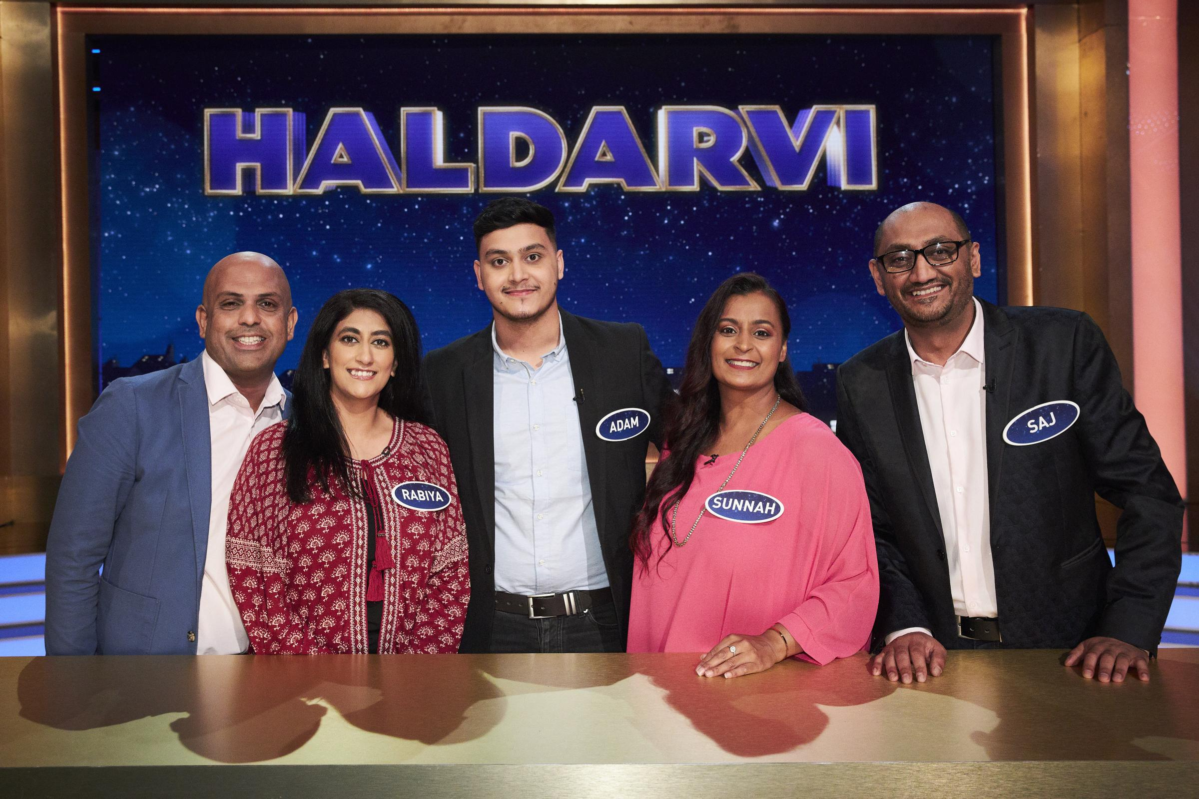 Blackburn family to appear on Family Fortunes