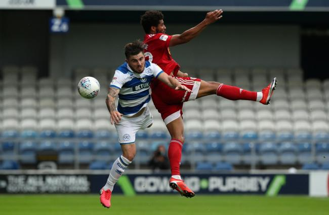 QPR left back Ryan Manning is into the final year of his deal at Loftus Road