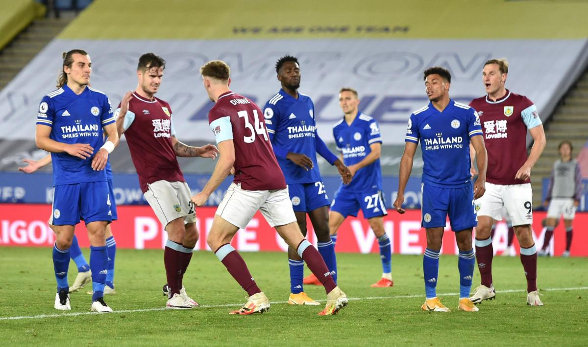 Leicester City 4 Burnley 2: Clarets out-foxed as Burnley-born Barnes  inspires victory | Lancashire Telegraph