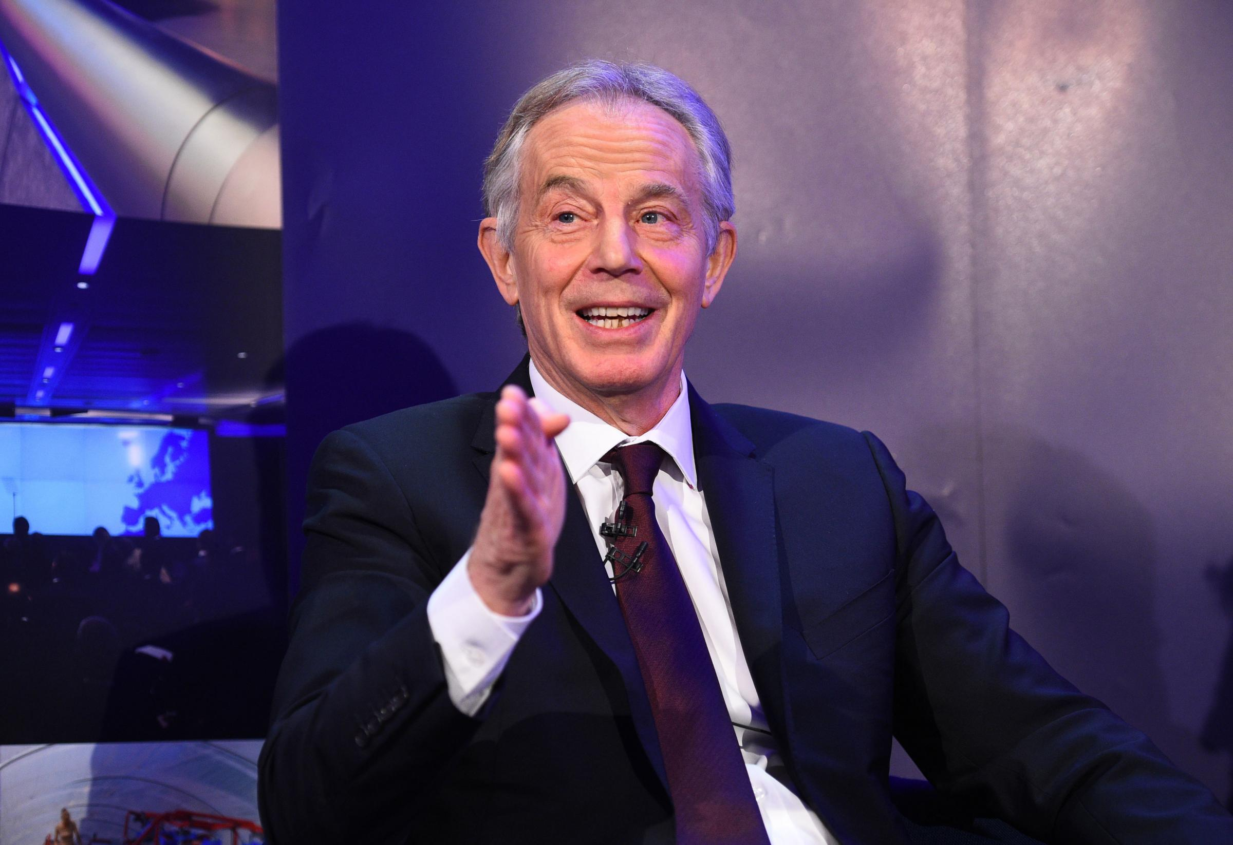 If laws can't be broken will Tony Blair turn himself in as war criminal?