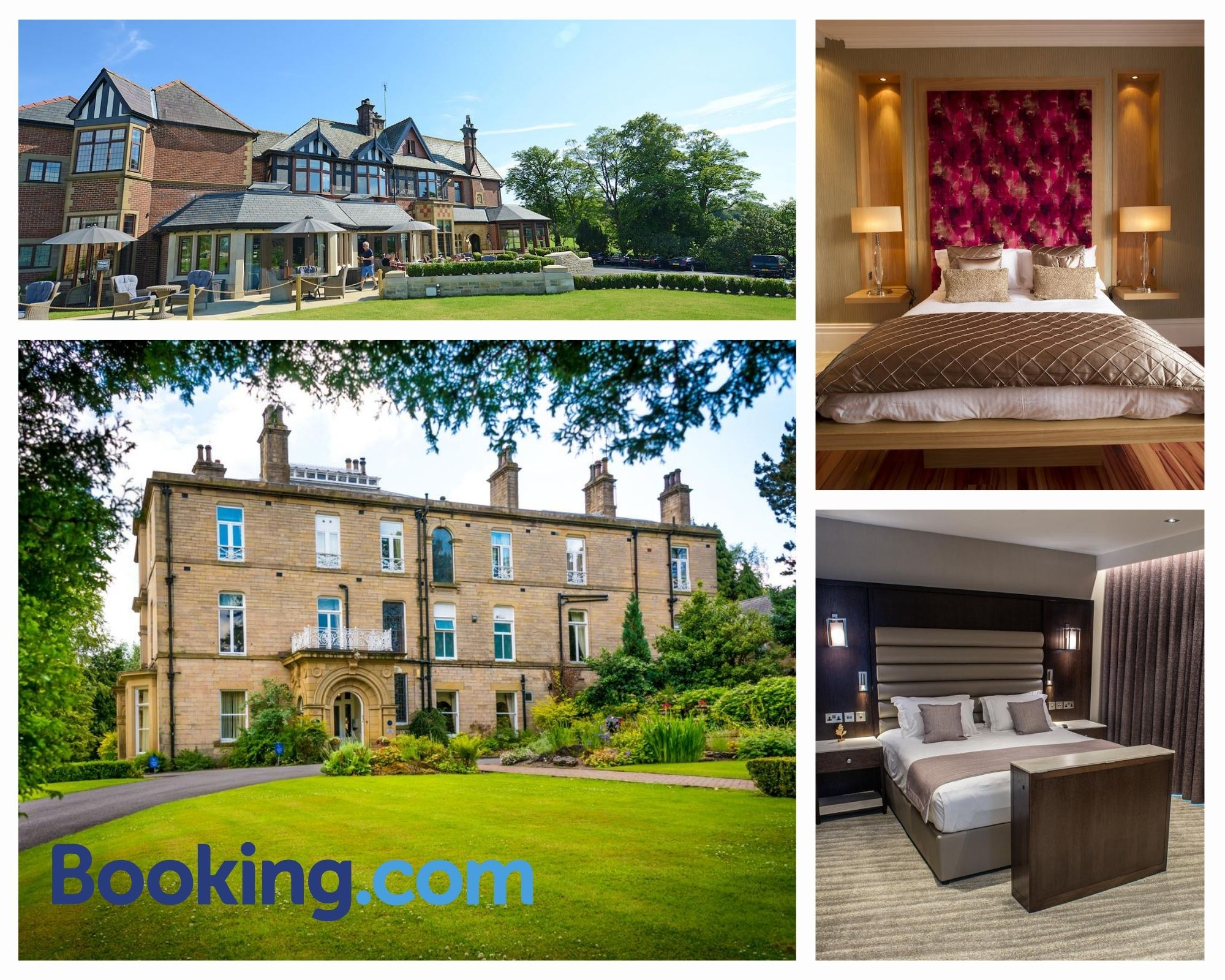 Pictures: Luxury hotels and apartments you can stay at in East Lancashire