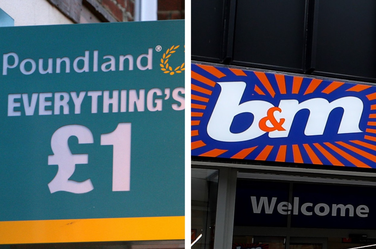 Poundland and B&M Bargains reveal if they will introduce limits on purchases