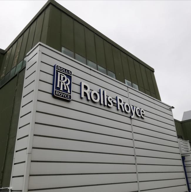 Rolls-Royce: The company will be spending more than expected