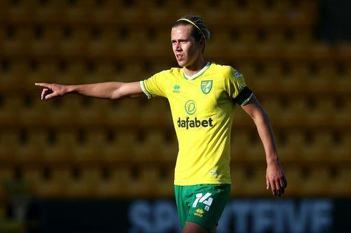 Norwich City's Todd Cantwell has been linked with a move to Leeds United