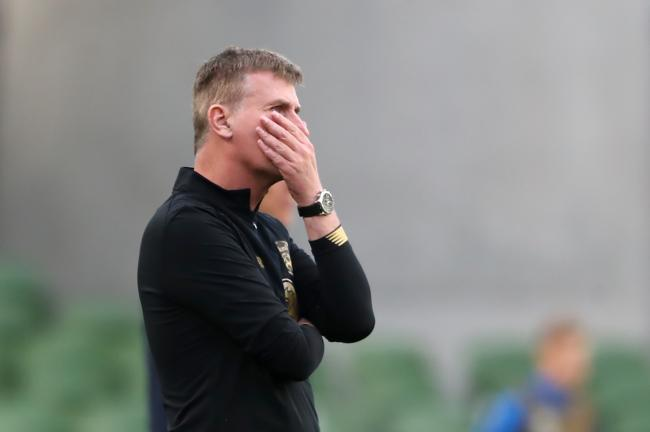 Stephen Kenny has been forced in to several changes to his Republic of Ireland squad