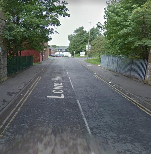 Lower Hollin Bank Street, Blackburn