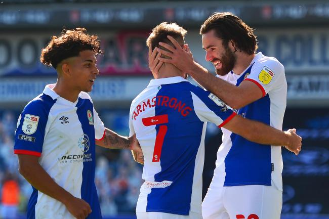 Tyrhys Dolan, Adam Armstrong and Ben Brereton have started Rovers' last three Championship matches