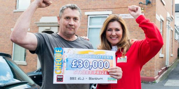 Lancashire Telegraph: Sean Scholes (Photo:People's Postcode Lottery)