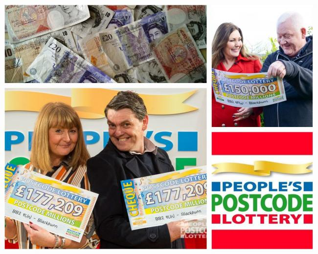 East Lancashire's biggest People's Postcode Lottery winners (Photo:People' Postcode Lottery)