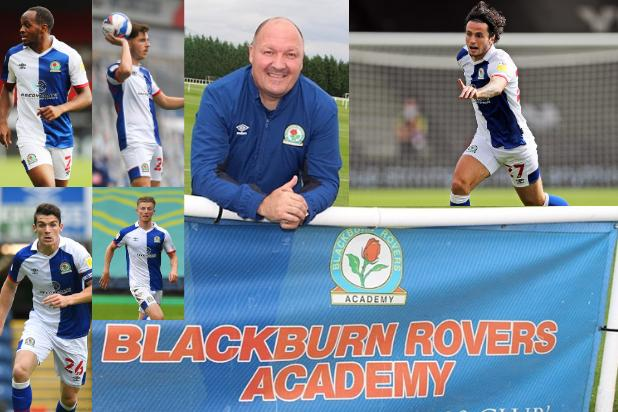 Rovers have a healthy stock of Academy graduates in their first-team ranks