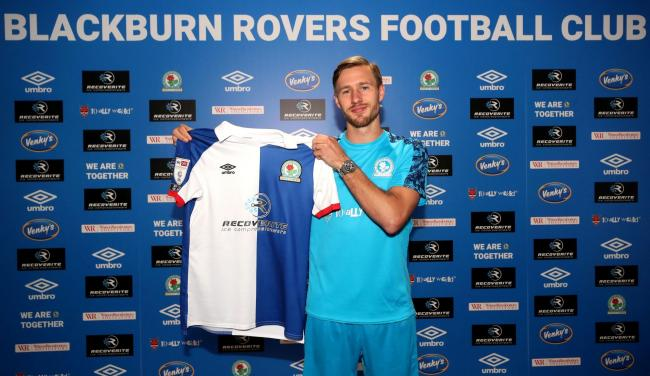 Rovers have signed Leeds United full back Barry Douglas on loan for the remainder of the season