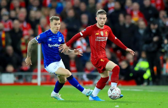 Liverpool youngster Harvey Elliott is weighing up a move to Rovers on loan