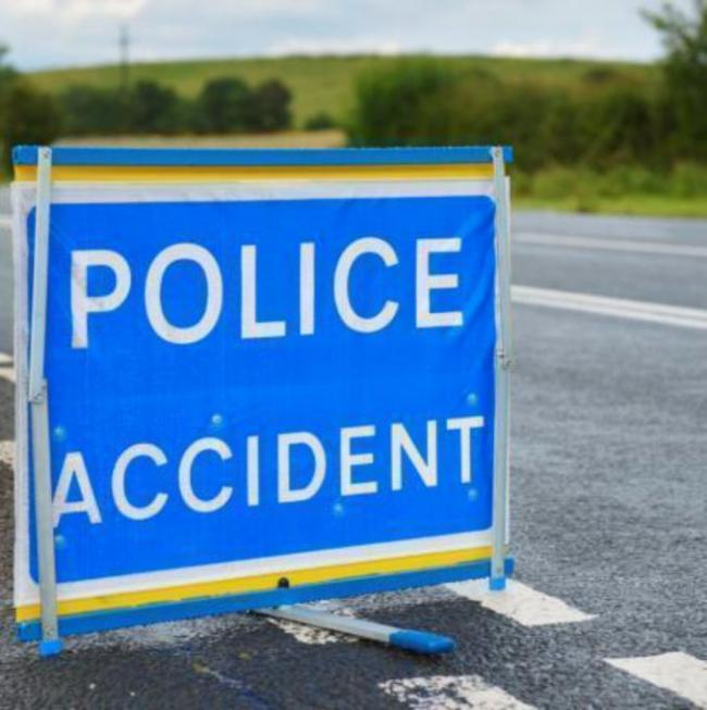 Disruption on the Accrington Bypass as diesel spillage from crash sees one lane closed