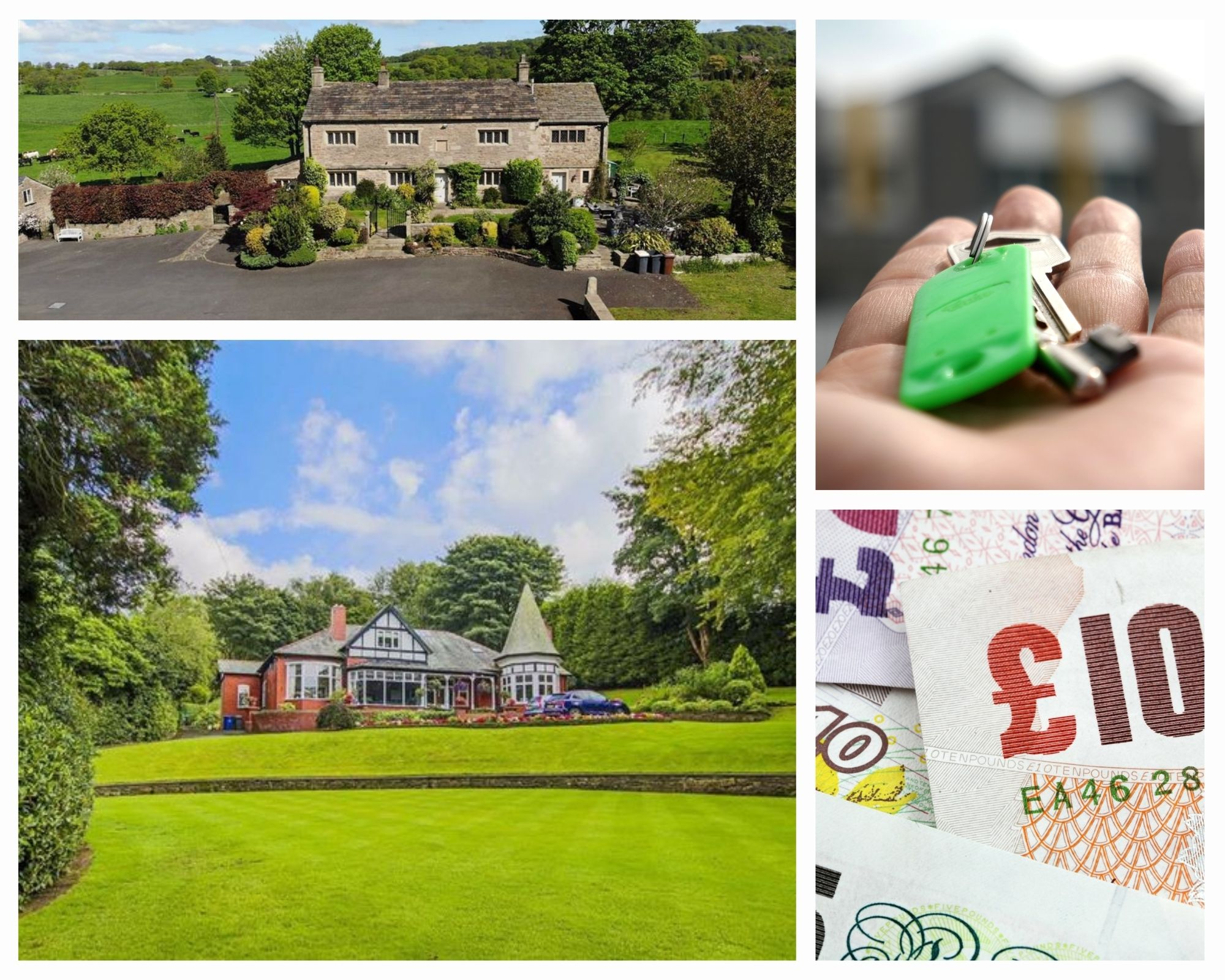 The salary needed to afford East Lancashire's most expensive properties