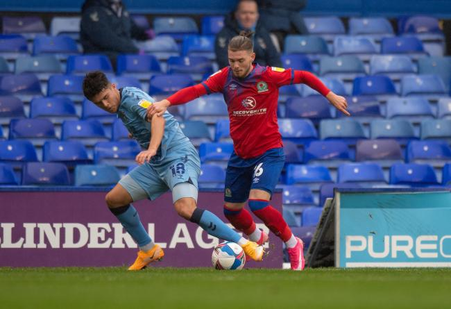 Harvey Elliott scored one, and assisted another, in Rovers' win at Coventry City