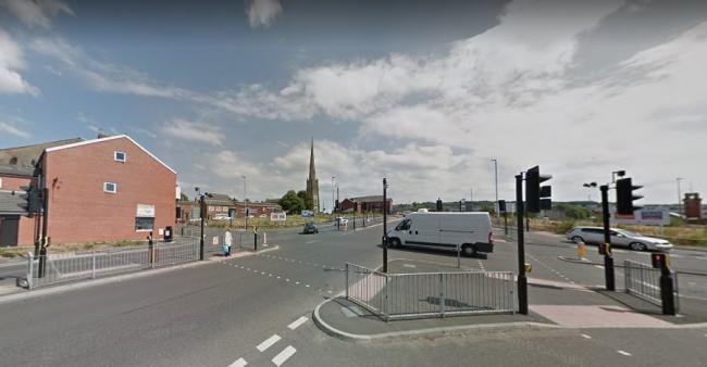 King Street and Montague Street, Blackburn