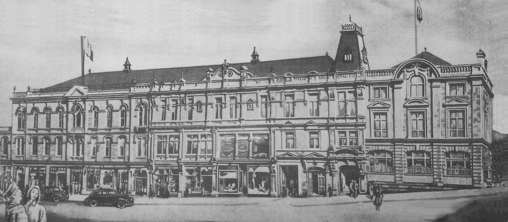 Memories of the Co-op which was at heart of life in Darwen for 120 years