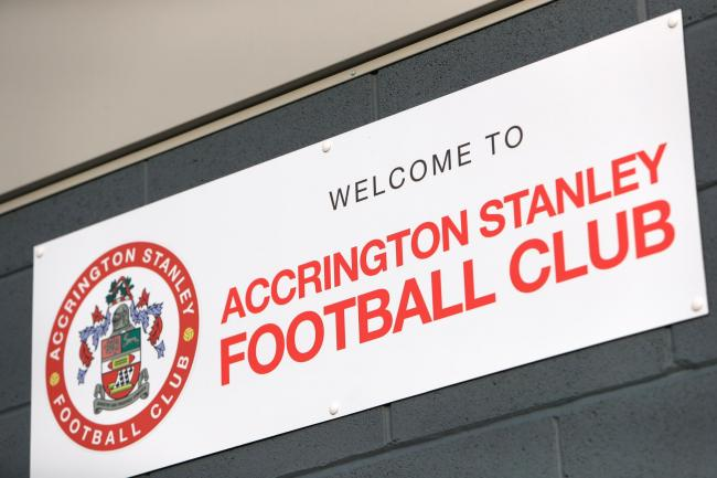 Accrington Stanley have been hit by an outbreak of Covid-19