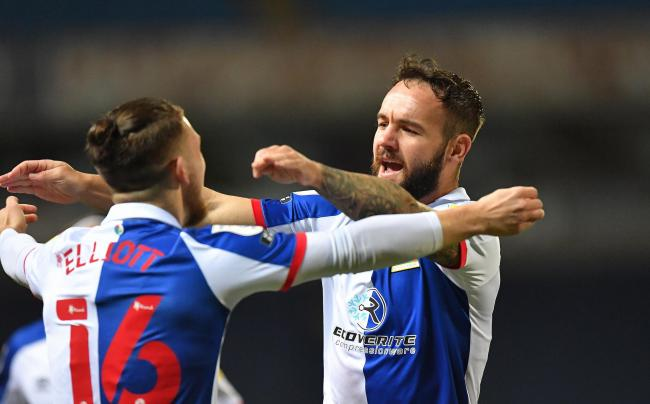 Adam Armstrong is into double figures for the season after his two goals against Reading